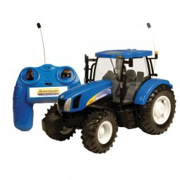 Radiostyrd New Holland T6070
