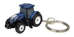 Nyckelring New Holland T7.225 Blue Power