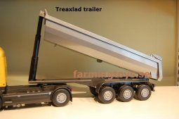 Treaxlad trailer semi