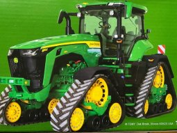 John Deere 8RX 410 (Prestige collection)